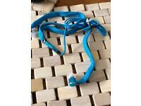 Shoe lace earphones *FREE SCALLOP CASE *
