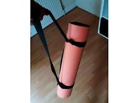 "Two-sided Eco Yoga Mat ""Sweaty Betty"" £10"