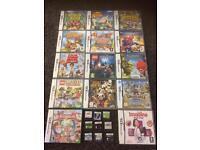 Nintendo DS Games x 23