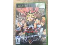 Xbox YU GI OH THE DAWN OF DESTINY SEALED