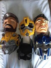 Boys masks