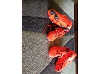 Kids Adidas football boots size 13