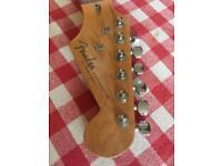 Fender stratocaster Guitar Neck