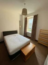 Two bedroom, two public room city centre flat