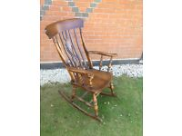 Rocking Chair handmade , Very good condition