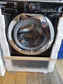 Hoover 9Kg Freestanding Washing Machine 1600 Rpm in Black