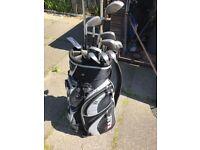 Ocean set of golf clubs graphite shafts
