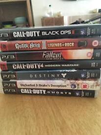 PS3 Games PlayStation 3