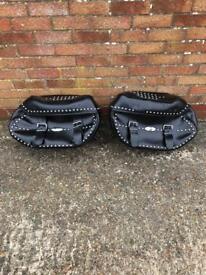 Harley Davidson Heritage Softail Saddlebags