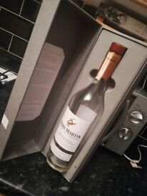 Remy Martin Carter Blanche Bottle and Case