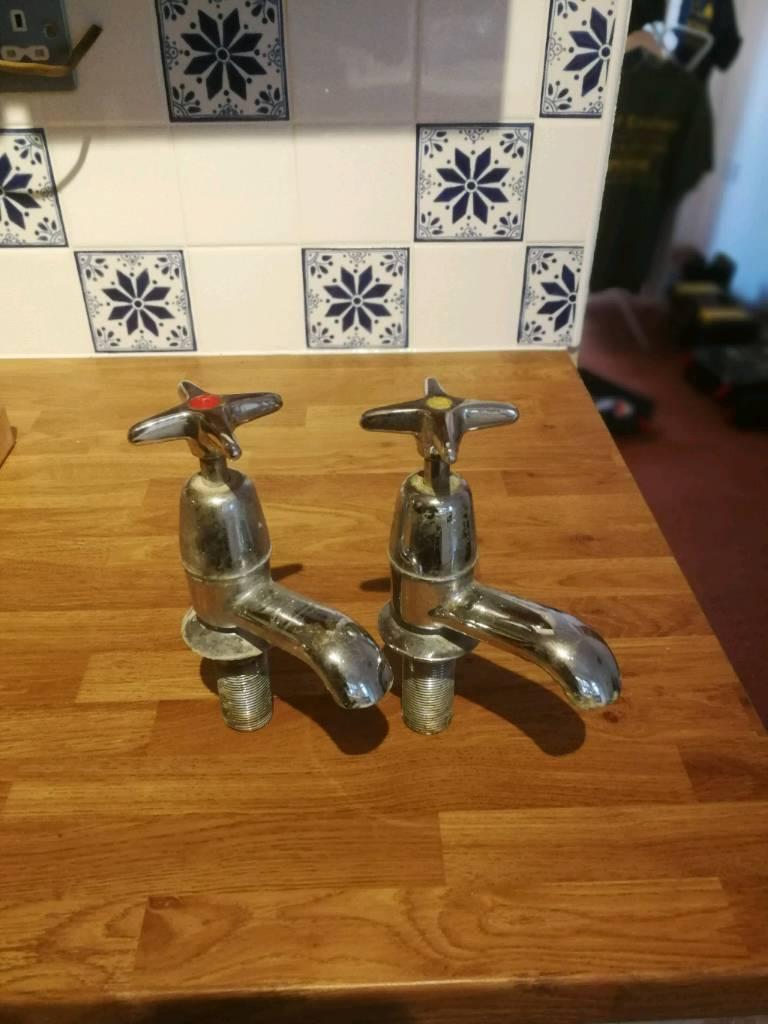 Chrome Bathroom Taps   in Norwich, Norfolk   Gumtree