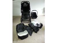Pushchair - Pram - All-in-one travel System - Buggy - Stroller