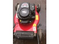 Mountfield petrol lawnmower Briggs & Stratton engine