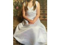 Bridesmaid or first holy communion dress