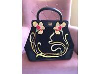 Lulu Guinness beautiful vintage style bag.