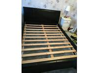 King sized bed frame
