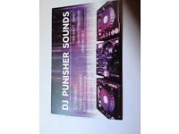 DJ PUNISHER ENTERTAINMENTS !!!