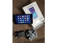 Sony M4 aqua, waterproof, unlocked, excellent condition, with box , £90 ono