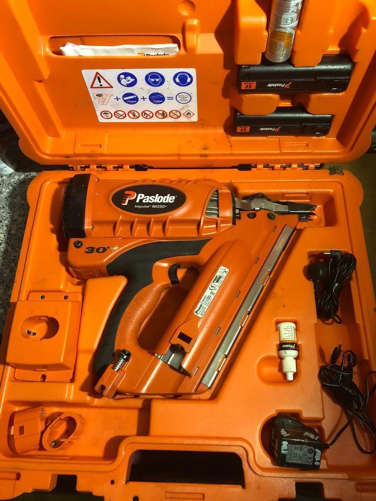 Paslode 1st Fix Nail Gun In Romford London Gumtree