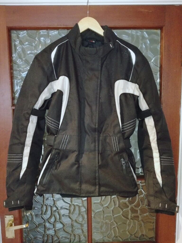 Ladies protective armoured motorcycle clothes