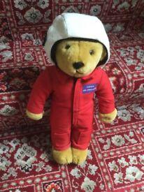 Merrythought air ambulance bear