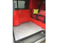 VW T5 pop top campervan T28 174 TDI