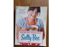 "Sally Bee THE SECRET INGREDIENT ""Heart healthy"" Cook Book"