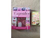 Cupcake cooking books