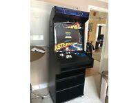 Retro Arcade Machine Project Raspberry Pi full size