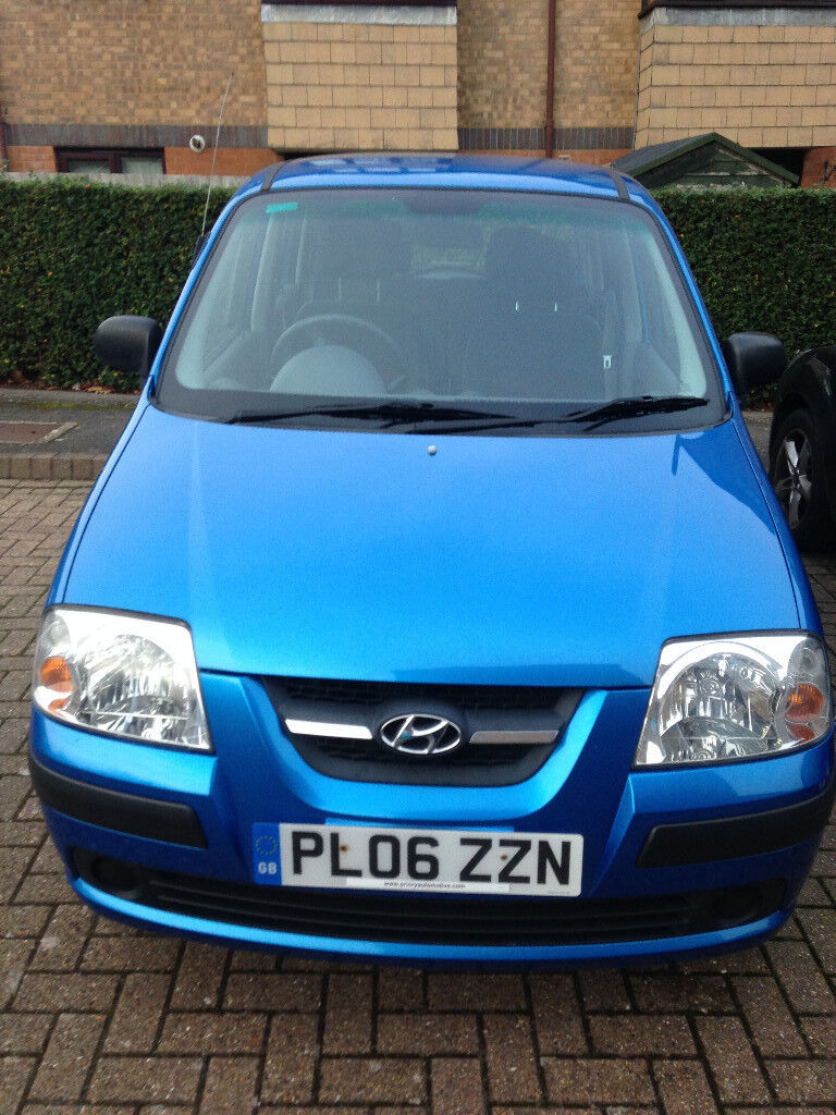 Hyundai Amica 5-door hatchback. Only 52K miles. Ideal