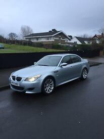 Bmw m5 5.0 v10 clean example