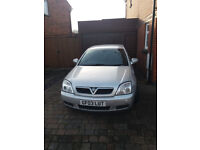 Vauxhall Vectra - working perfectly!
