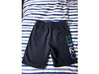 Kenzo Navy Shorts, size medium