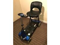 Monarch Mobie mobility scooter with 2 batteries