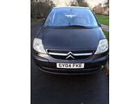 Citroen c8,diesel,grey,car for parts or not working