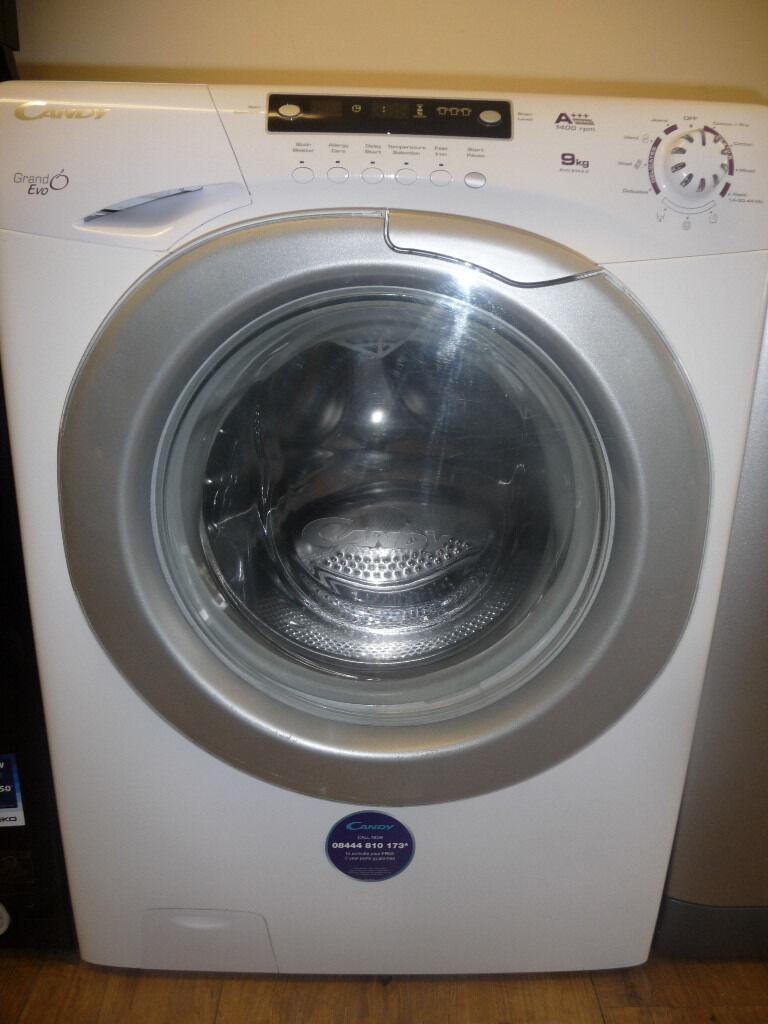 Candy Grand Evo 9 Kg 1400 Washing Machine In