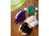 Free bitti d'lish reusable nappies