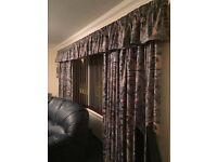 Large curtain set (maitlands)