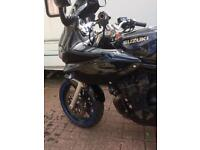 2001 gsf bandit 600 sy full service history very clean