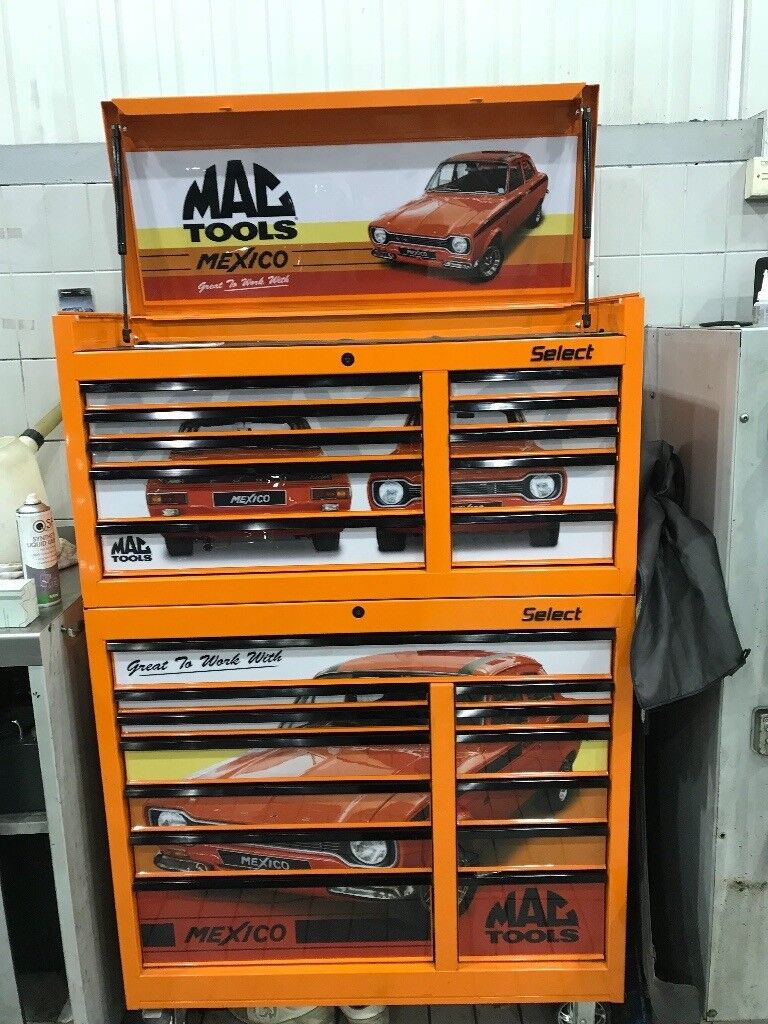 Mac tools mk1 escort 40 tool box still available due to for Mac due the box