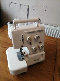 Sewing Machine and Overlocker