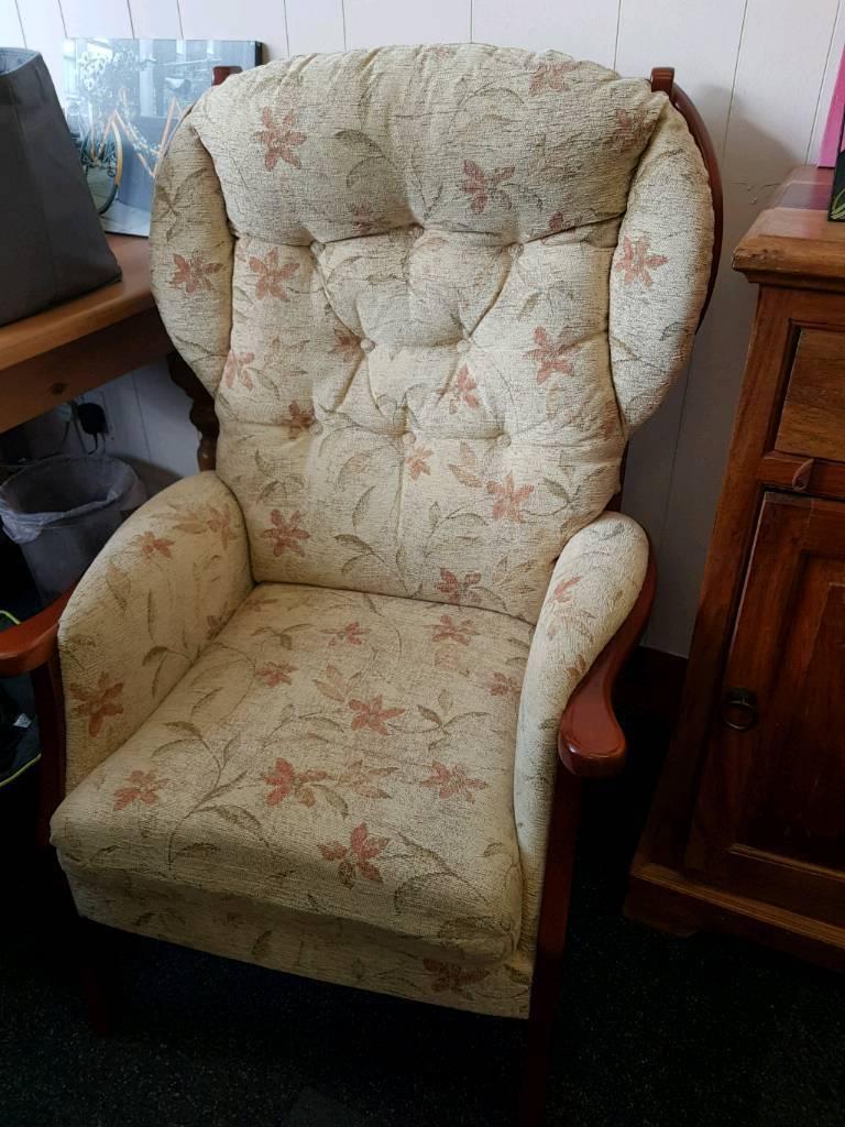 Joynson Holland Easy Chair