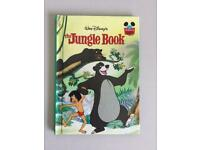 Disney's the Jungle Book kids book 1st American edition 1993