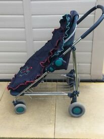 Britax Pushchair with Cozytoes and Sturdy Carry Rack