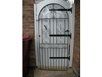 Wrought Iron Gate / Metal gate / Side Gate