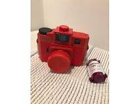 Holga Medium Format Film Camera / Not Canon Nikon Lumix Sony Fuji Leica