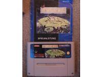 Populous Super Nintendo game