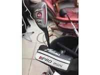 Mini driving iron