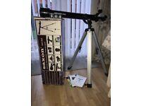 IDEAL FOR CHRISTMAS New telescope - BARGAIN