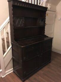 Dresser old well made